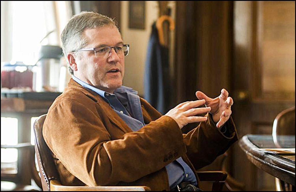 STATE NEWS: House Minority Leader Wilcox recounts having COVID-19