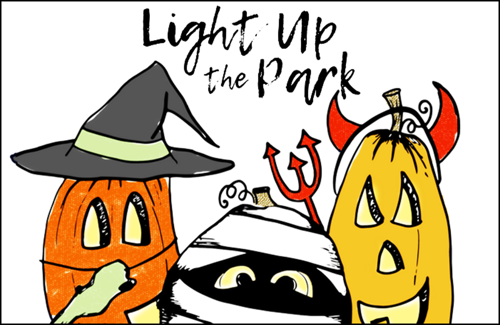 LIGHT UP THE PARK: Chewelah Arts Guild continues tradition with a few COVID-friendly changes
