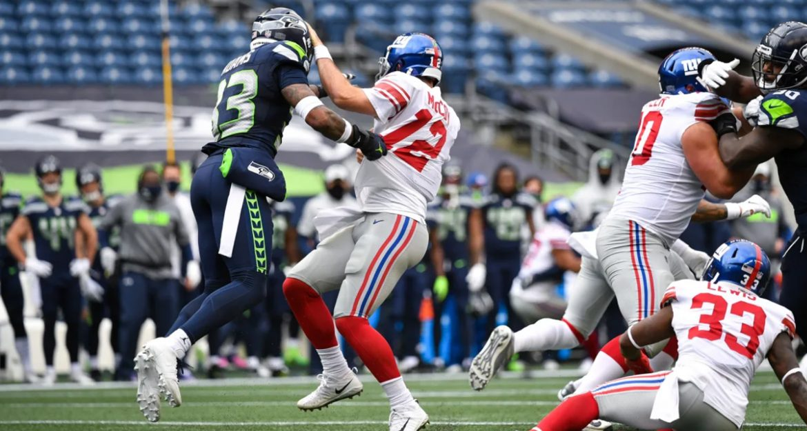 SEAHAWKS TALK: Defense shines against New York Giants but Seattle needs serious bounce-back against winless Jets