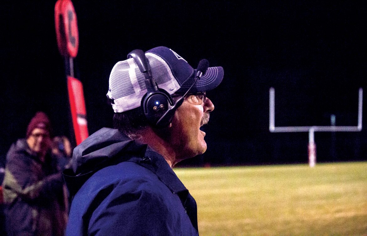 Jim Fisk returns as head coach of Chewelah football program