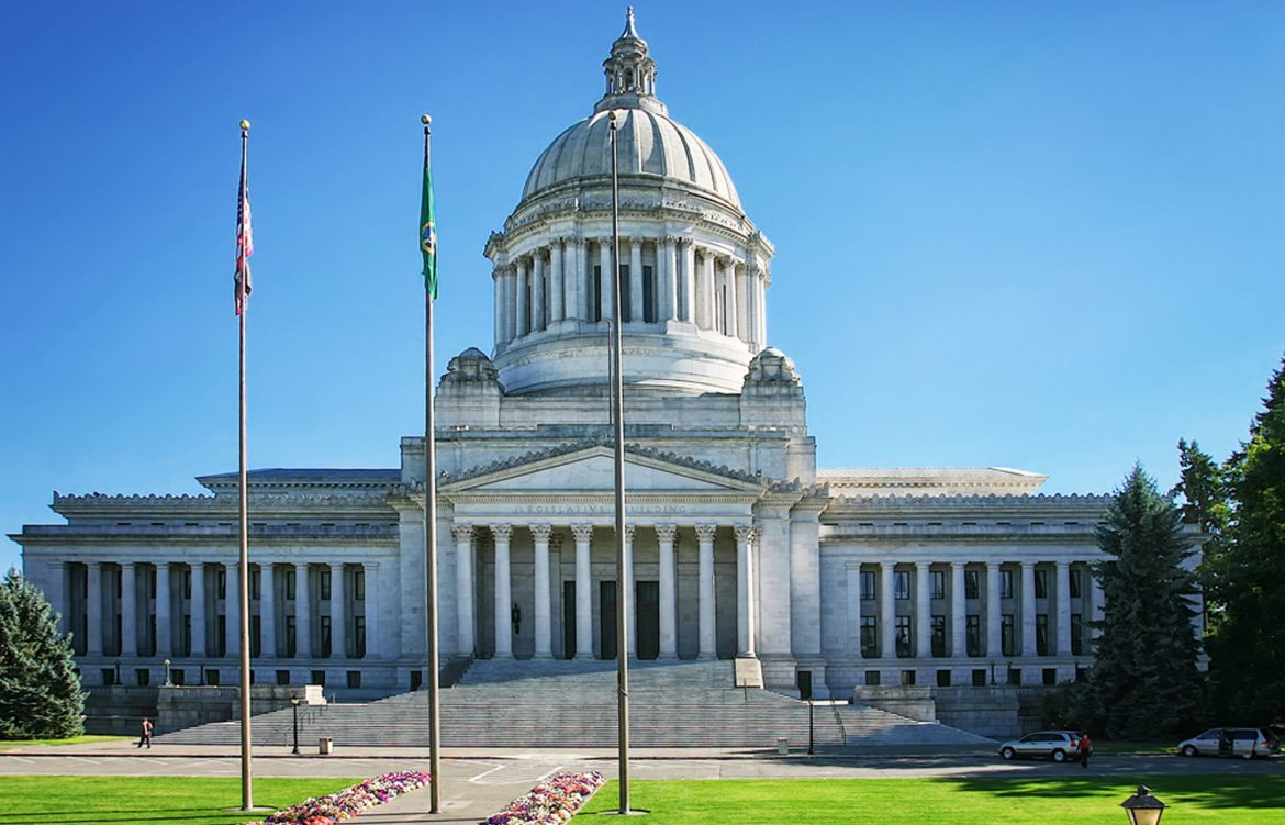 Washington Republican propose spending plan without raising taxes.