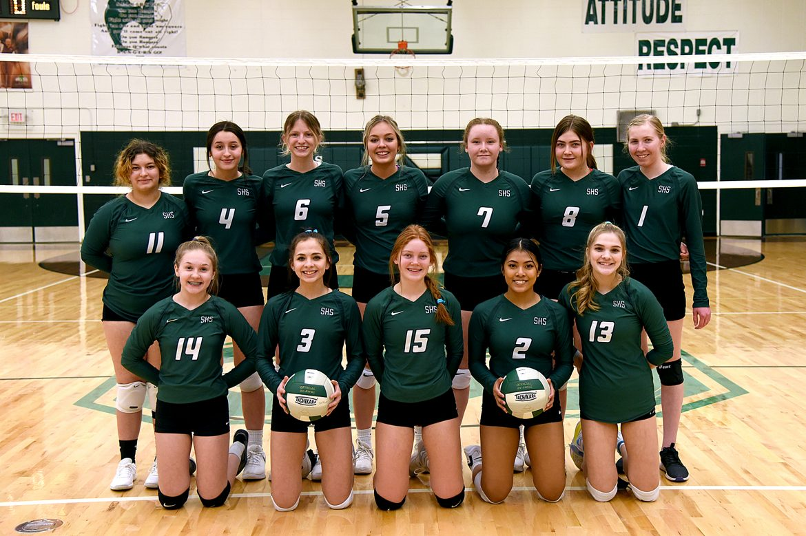 1B VOLLEYBALL: Selkirk downs Cusick to improve to 3-0