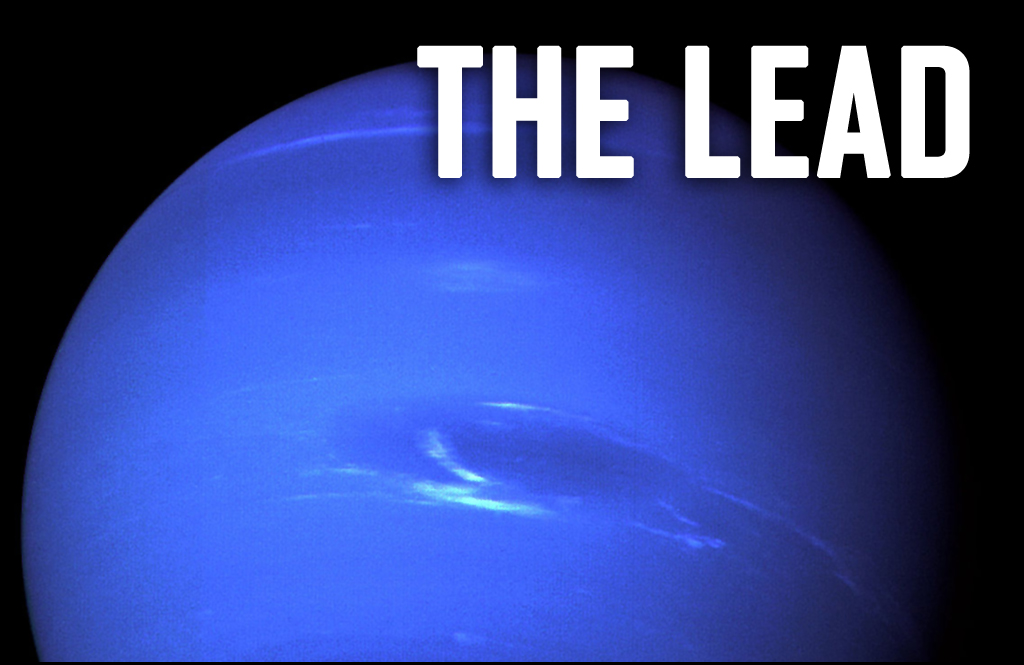 THE LEAD: Newly discovered Neptune moon caused by comet collision