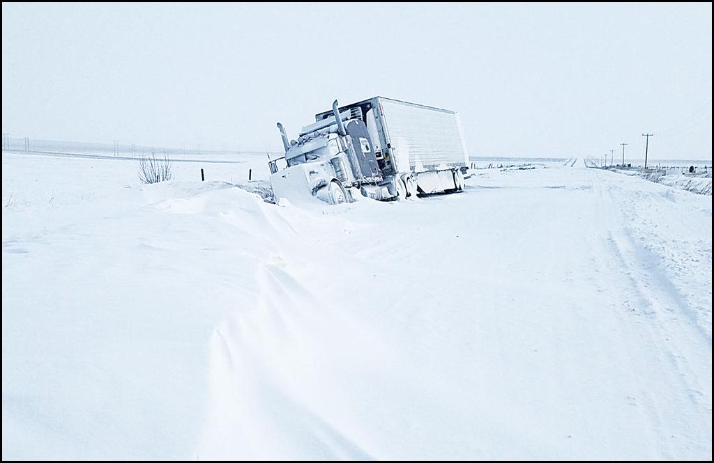 FROM THE NICKEL BLEACHERS: Snow! Snow! Go Away!
