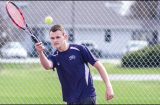 CHEWELAH TENNIS: Swinging Away