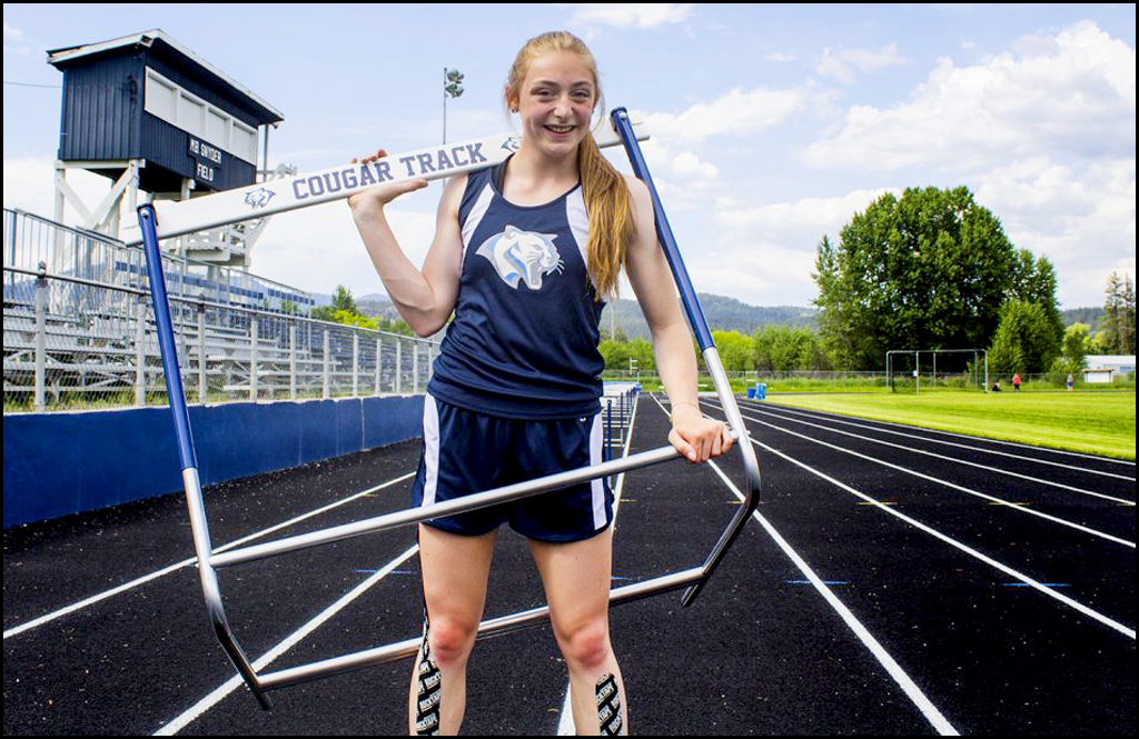 TRACK AND FIELD: Kirry wins three events at Prosser Invite