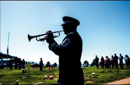 Several services slated for Memorial Day on May 27