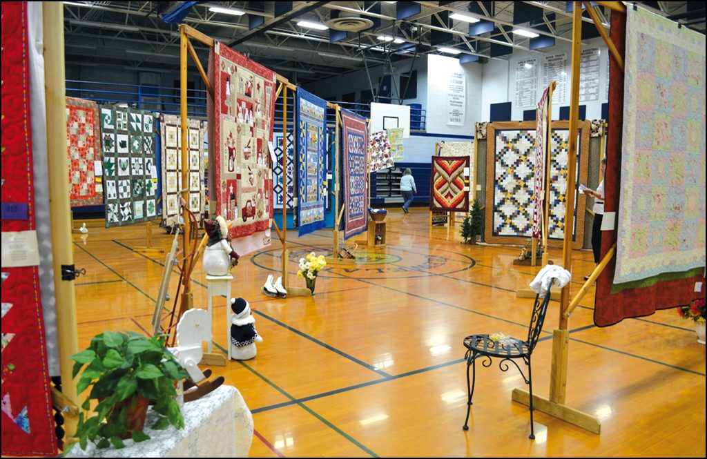 20th Annual Chewelah Quilt Show will be Roaring