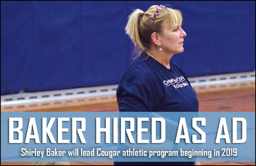 Baker named new athletic director for Chewelah Cougars