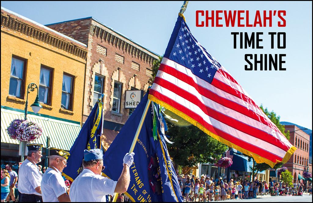 CHATAQUA: Chewelah's time to shine