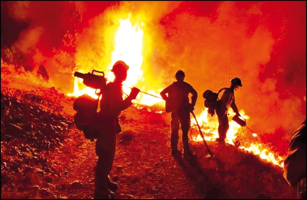 Fire Danger now high in Stevens County