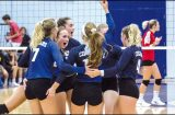 VOLLEYBALL: Chewelah takes one set in loss to state power NWC
