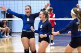 2B VOLLEYBALL: Cougars take down league foe Davenport