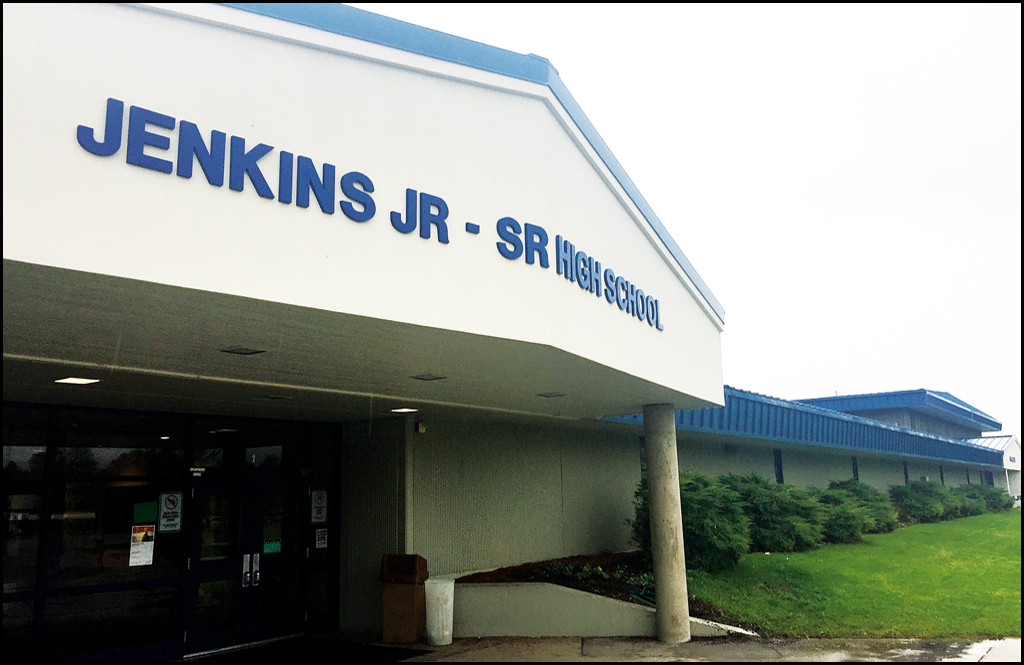 JJSHS locked down after one student threatens another