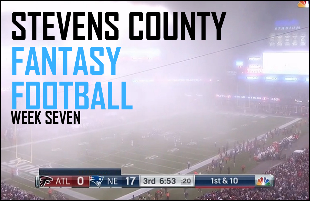 STEVENS COUNTY FANTASY FOOTBALL WEEK 7: Is Wellpinit's Smokey Abrahamson the best thing to happen to the running game?