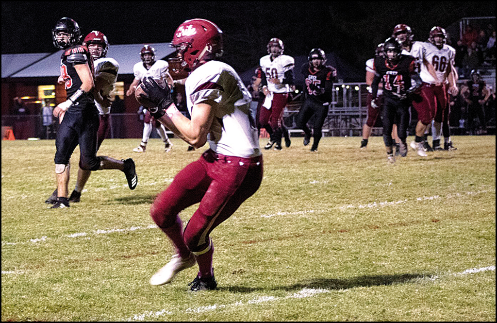 1A FOOTBALL: Colville takes out Newport 55-13