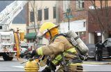 Apartment fire hits downtown Chewelah