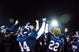 2B FOOTBALL: Cougars down Davenport 35-15 to become league champs