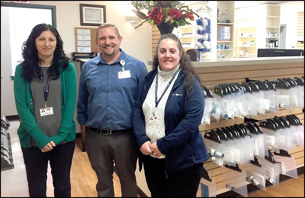 NEW Health offers in-house pharmacies for patients