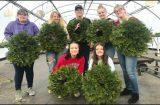 Springdale seniors selling wreaths as fundraiser