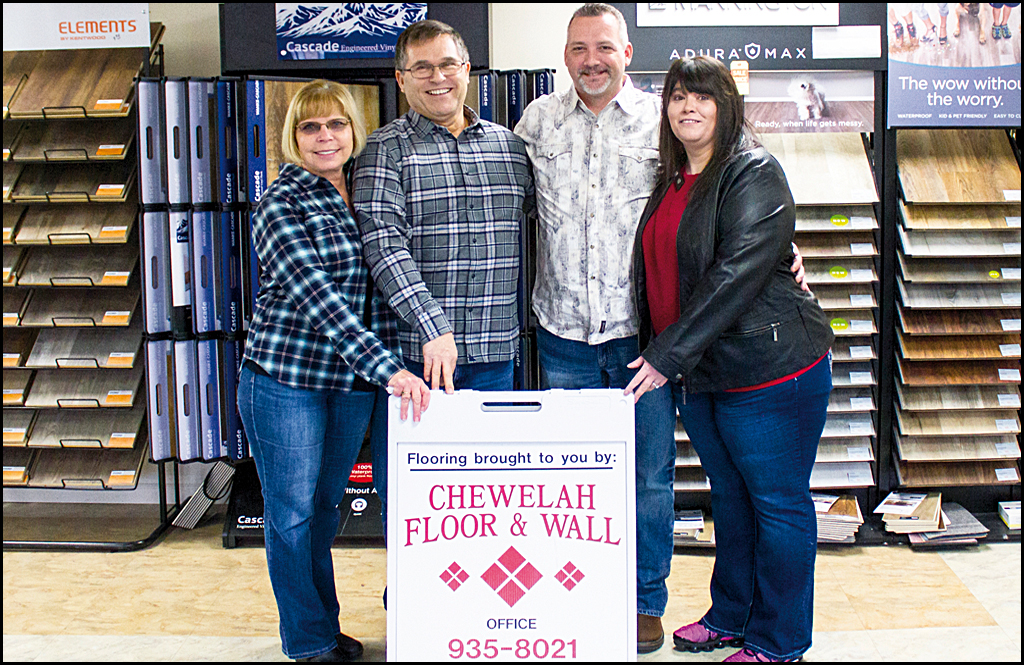 New owners take over Chewelah Floor and Wall