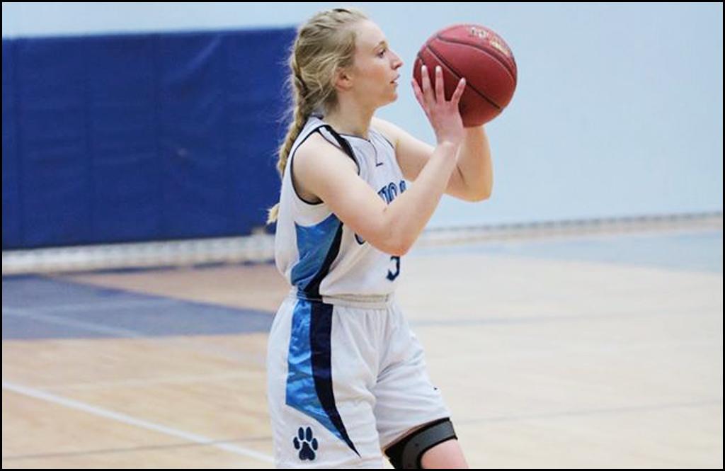 CHEWELAH GIRLS BASKETBALL: Whittekiend, Cougar girls bring firepower despite loss to Newport