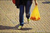 Proposed law adds a fee to plastic bags at check out