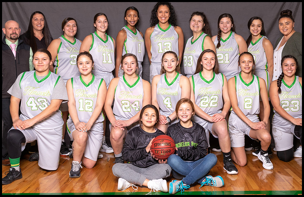 STATE 1B GIRLS BASKETBALL: Inchelium earns first round bye with win over Curlew