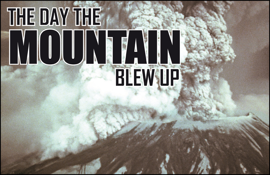 Mt. St. Helens eruption remembered 40 years later