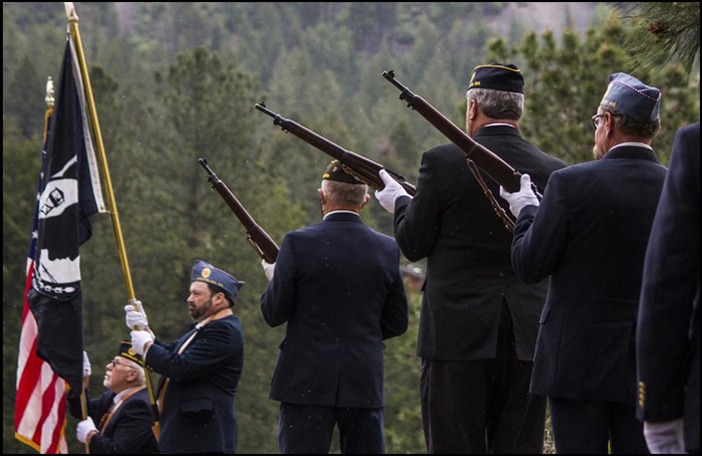 PHOTO GALLERY: Memorial Day around Chewelah