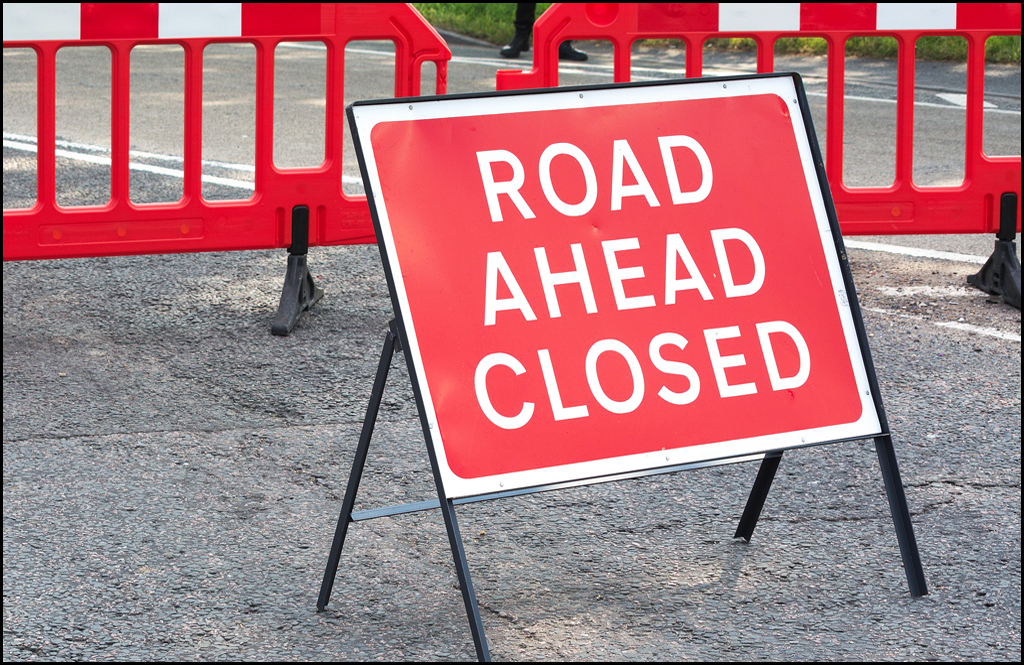 Highway 231 to Valley to be closed until Oct. 8