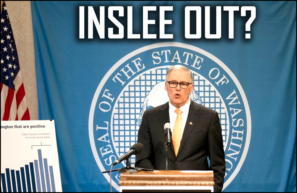 Secretary of State and AG issue statement on what would happen if Inslee leaves for Biden Administration