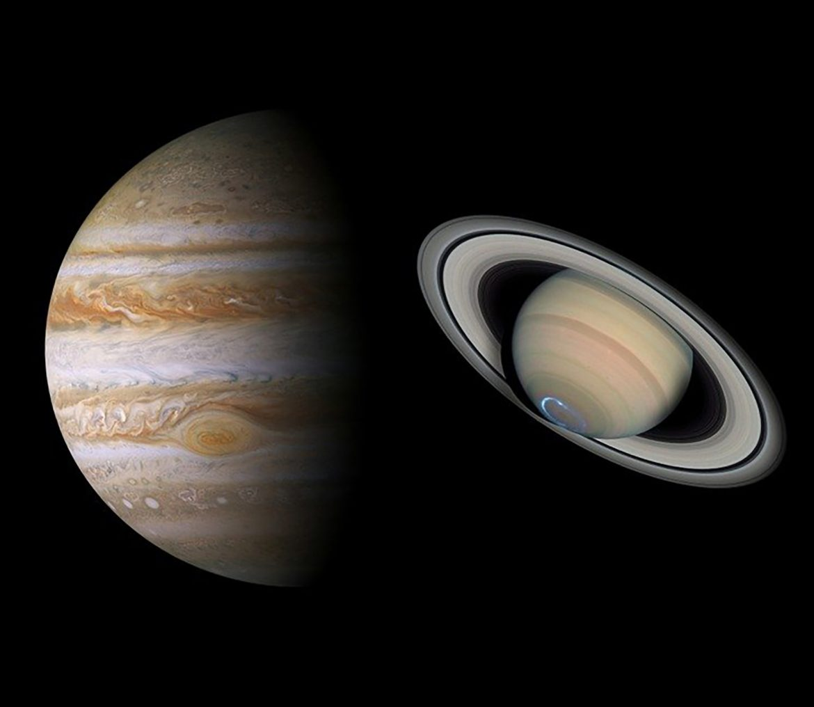 Jupiter and Saturn to align and look like a double planet on Dec. 21