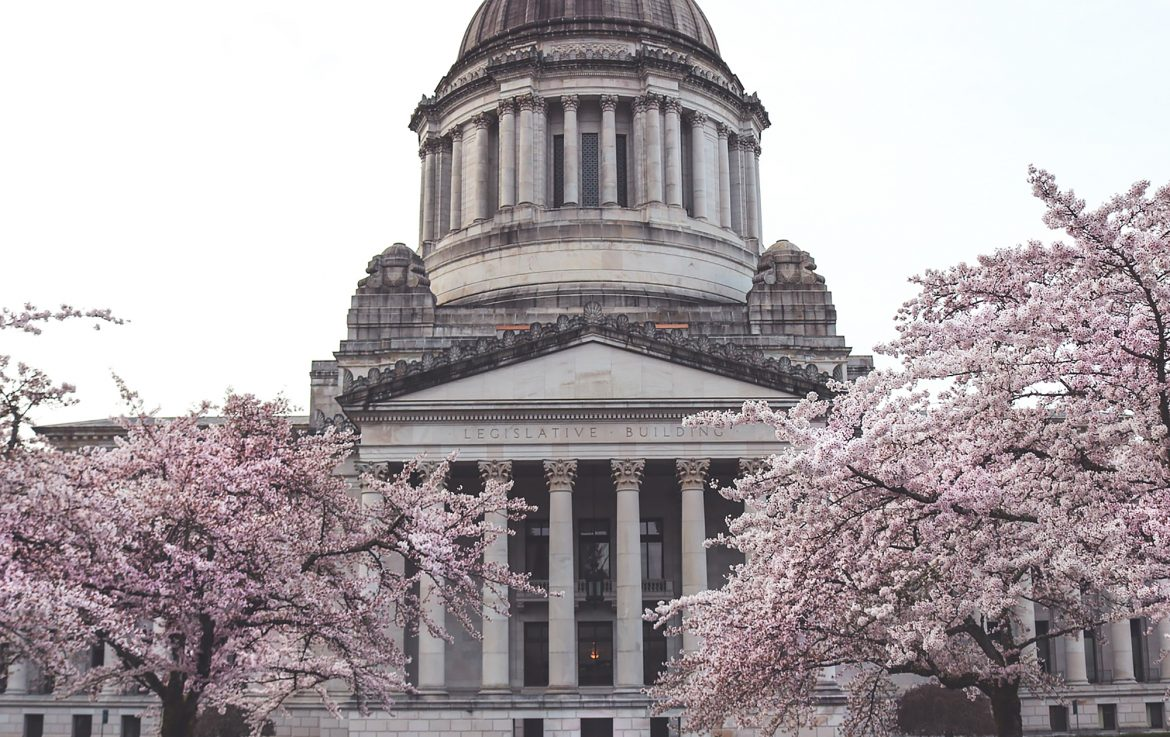 Security increased for Washington Legislature's opening day