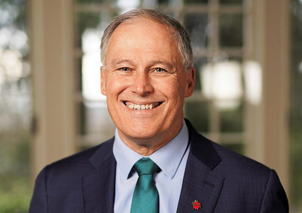 STATE NEWS: Inslee says Washington among COVID-19 vaccination leaders in nation