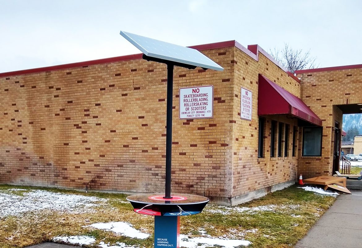 STEVENS COUNTY LIBRARIES: Putting the tech in biblioteca